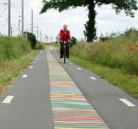 BRCA2 Cycle Path