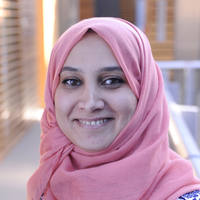 Photo of Dr Nadia Akawi