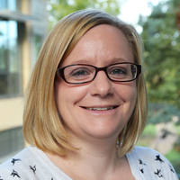 Photo of Dr Becky Harris (neé Foster), PhD