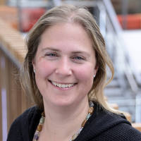Photo of Dr Sarah Teichmann, FMedSci FRS