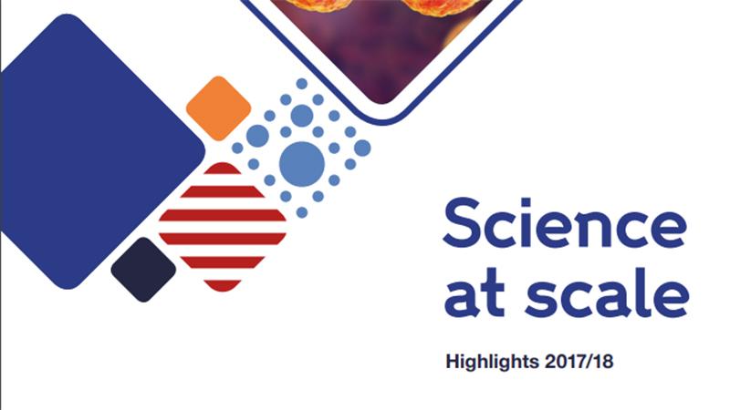 2017-18 Sanger Institute Highlights