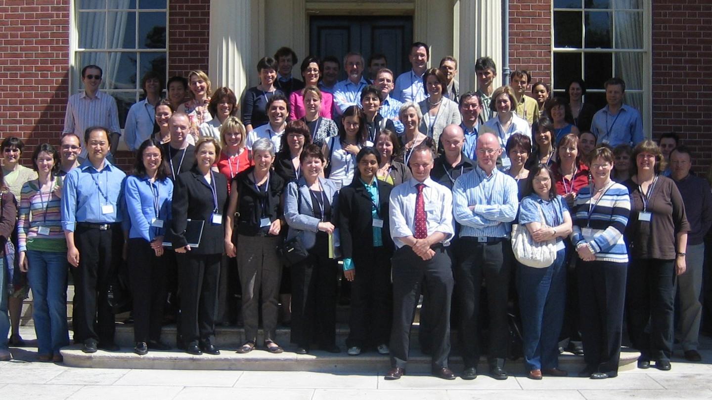 Decipher Symposium 2007 at Hinxton Hall