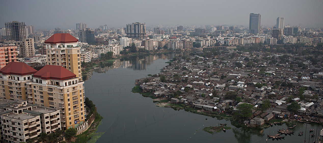 Researchers from the Wellcome Sanger Institute and their collaborators found that nearly 80 per cent of the cholera transmission in Dhaka occurred between people who shared a household