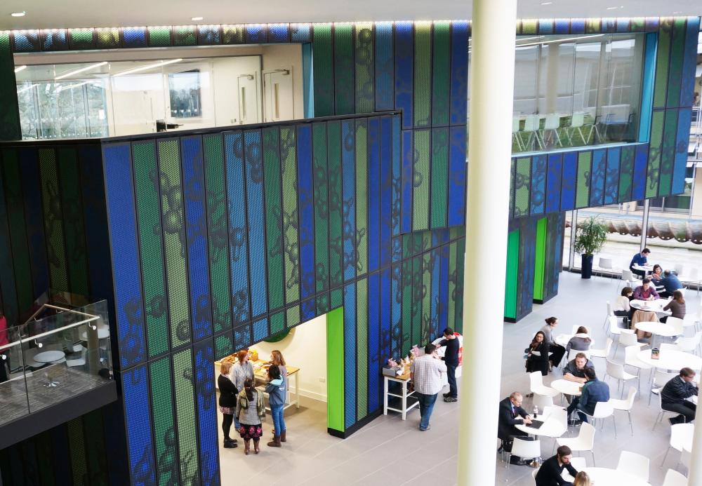Shared Facilities, Wellcome Genome Campus